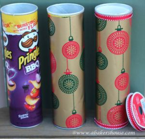 Pringles wrapping