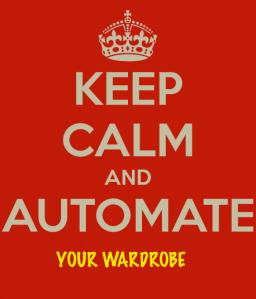 Automate Wardrobe