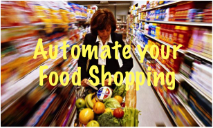 Automate your Food Shopping