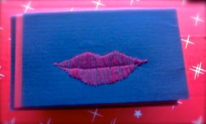 Valentines card DIY