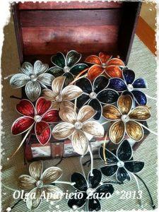 Nespresso flowers