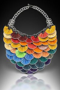 Nespresso Necklace - Source: beadinggem.com