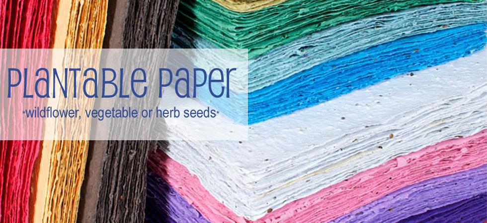 plantable_paper_sheets
