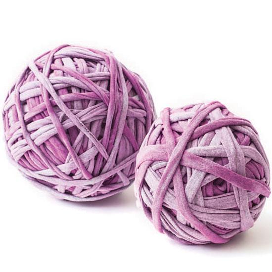 tshirt yarn-balls